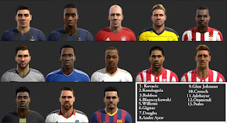 Big Facepack Vol.4 Pes 2013 by SG8