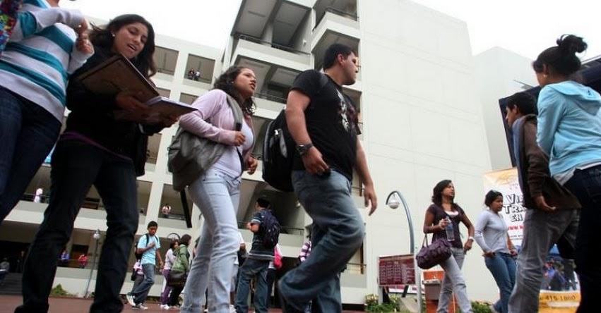 Licenciamiento de universidades sería más ágil tras cambios de Sunedu