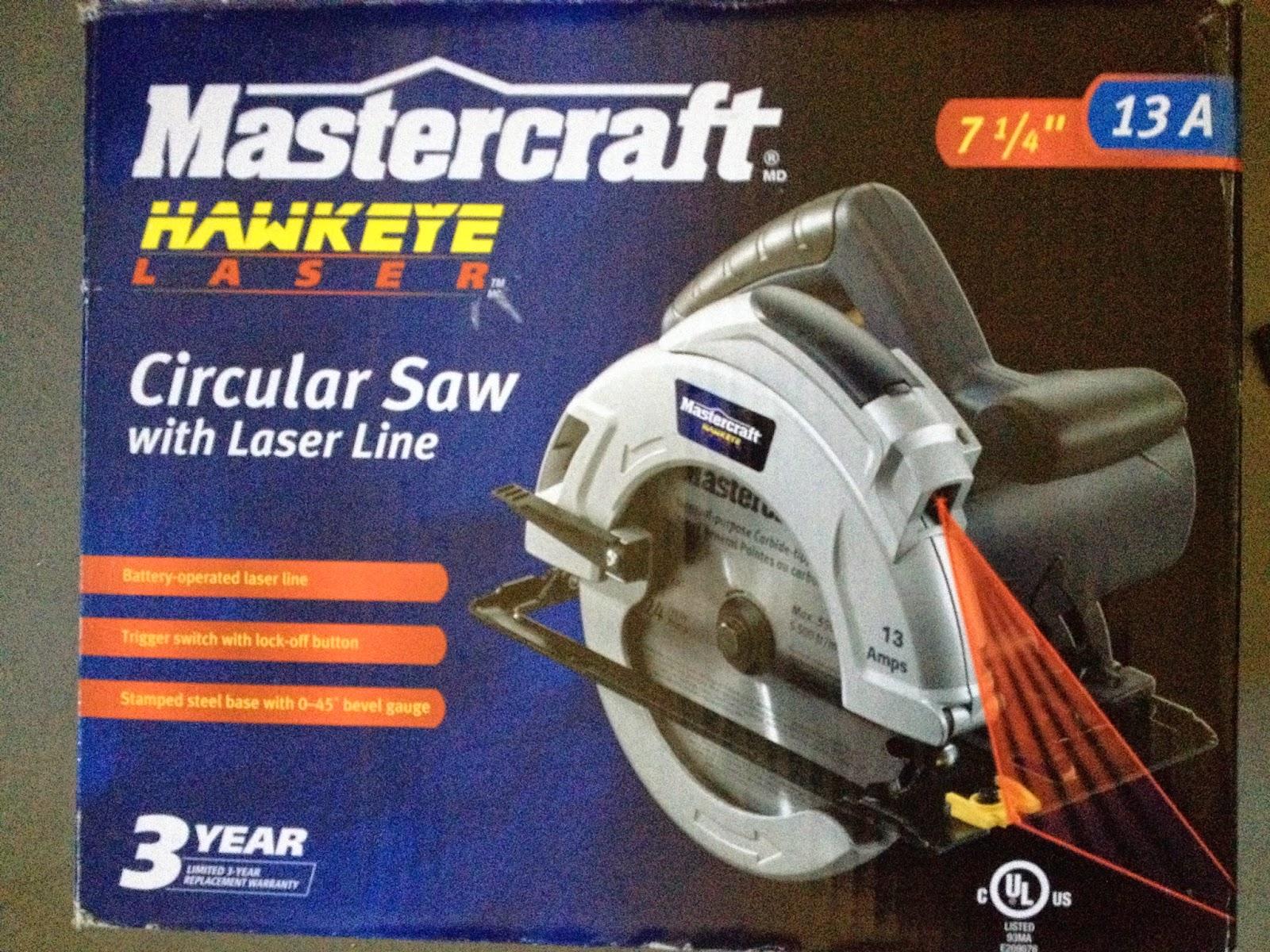 Mastercraft Brad Nailer Manual