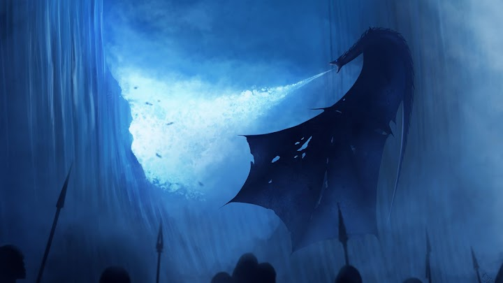 Game Of Thrones Dragon Wallpaper