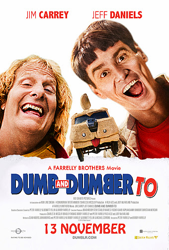 Dumb and Dumber To movie