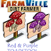 NEW CROPS: Red Toadstool and Purple Toadstool (The Purple will cost you 5 FV$ for a one week Permit)