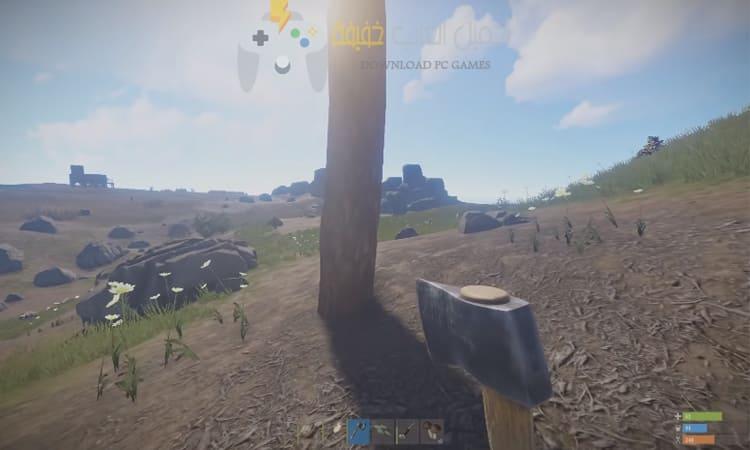 تحميل لعبة Rust من ستيم
