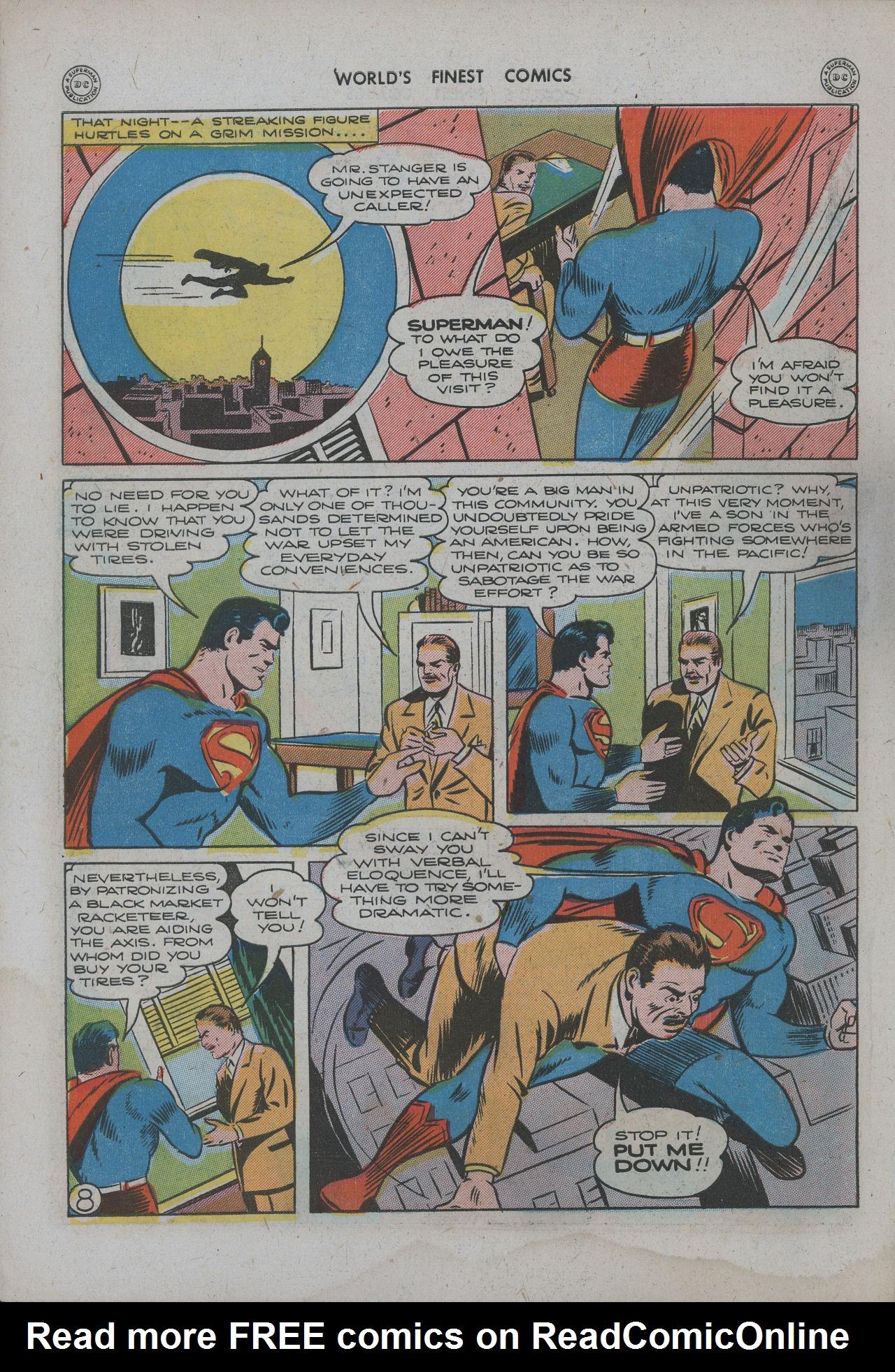 Read online World's Finest Comics comic -  Issue #15 - 11