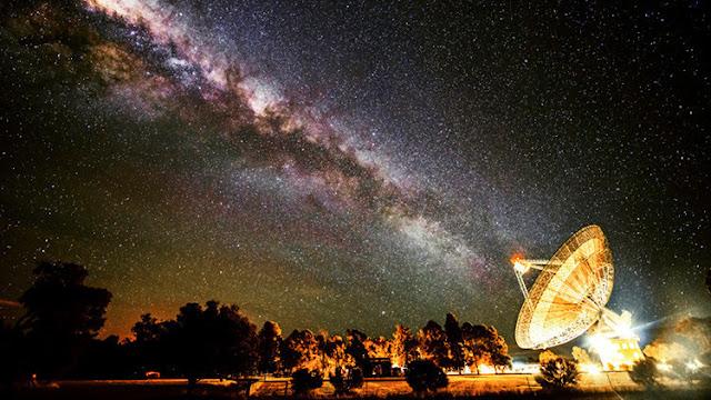 """""""Contacto"""": Astrónomos revelan el origen de las misteriosas señales espaciales"""