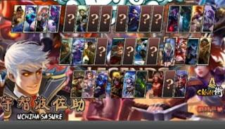 Naruto Senki Mod Mobile Legends
