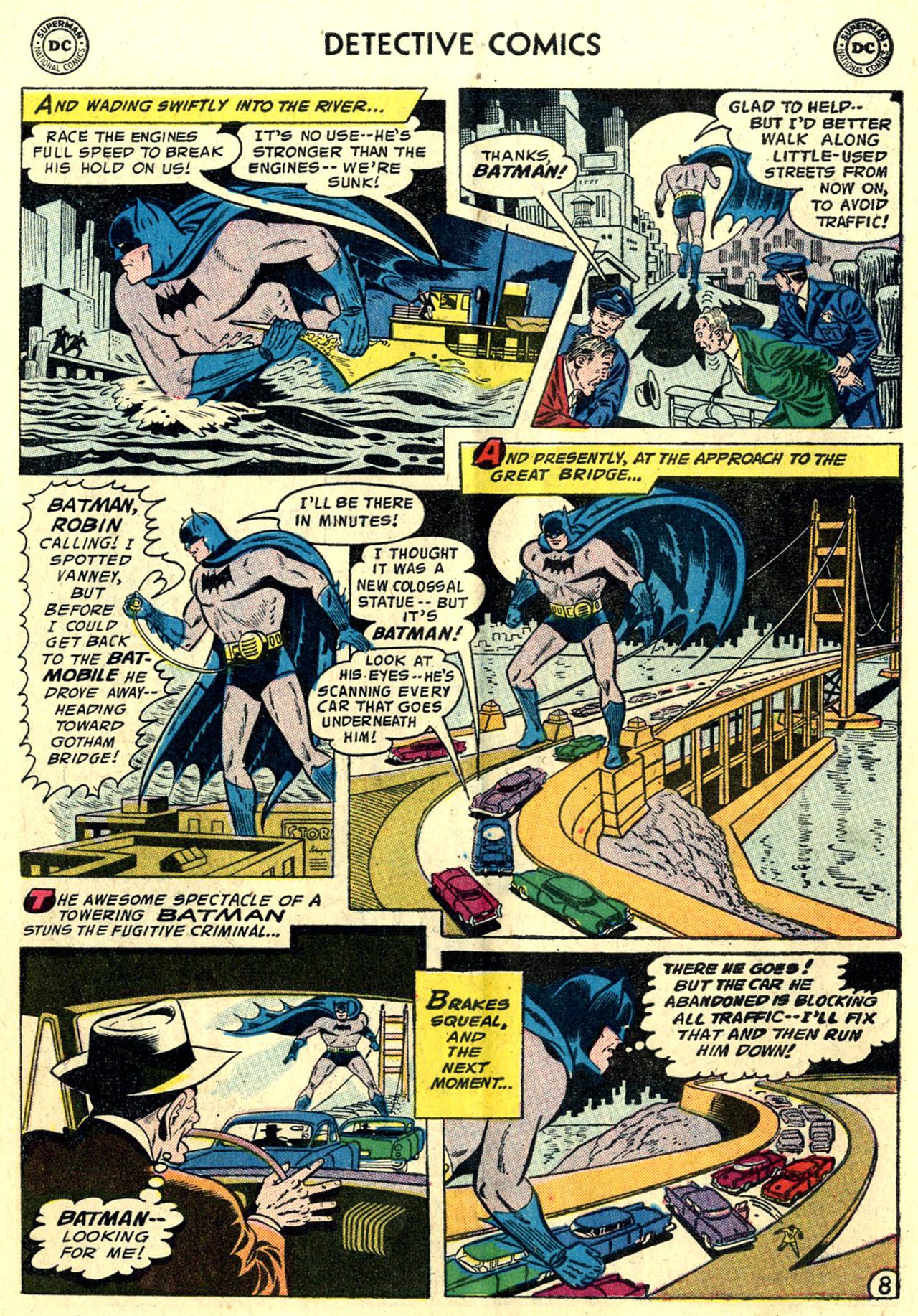 Read online Detective Comics (1937) comic -  Issue #243 - 10