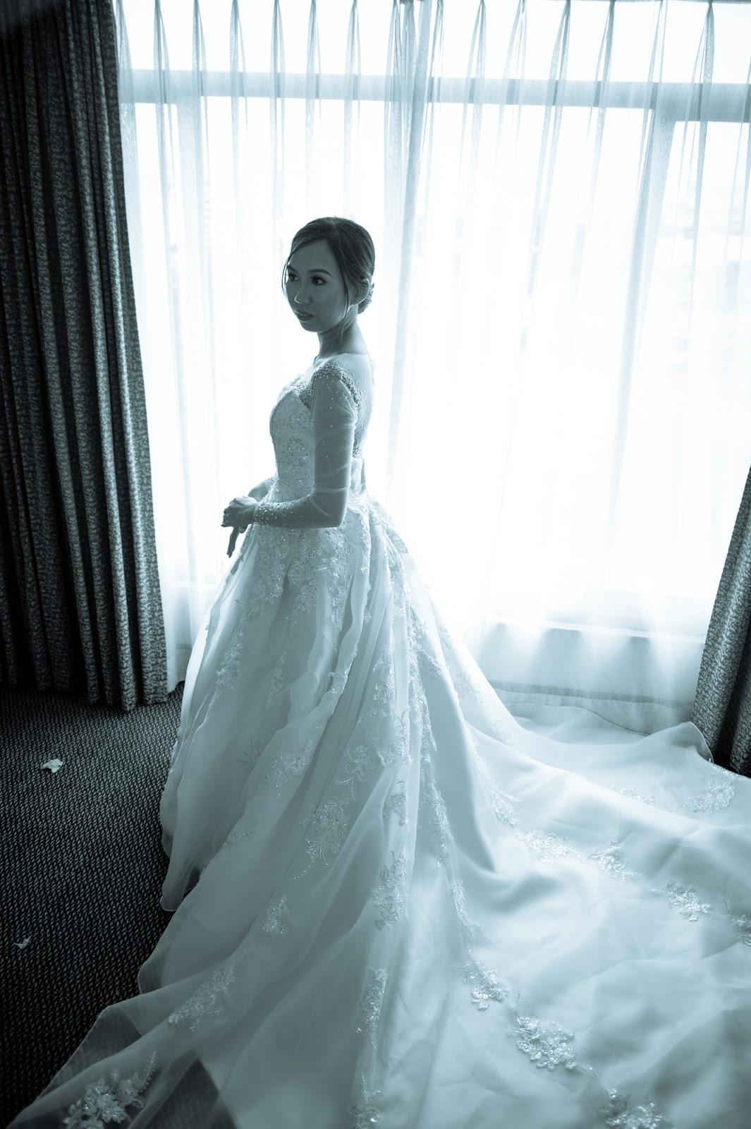 My Wedding Gown Journey