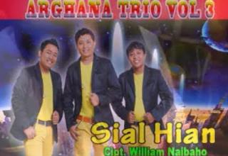 Kunci Gitar ( Lirik ) Lagu Arghana Trio - Sial Hian ( Kuala Namu )