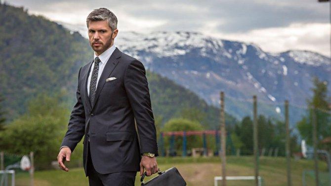 frikjent acquitted absuelto aksel borgen serie noruega