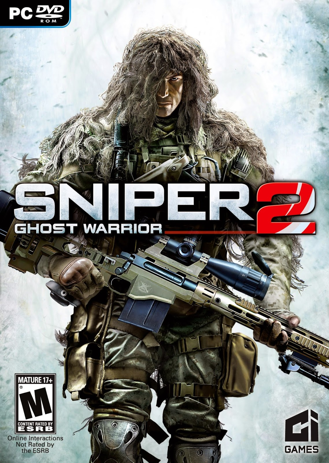 تحميل لعبة sniper ghost warrior 1 مضغوطة
