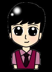Freebies : Doodle - Boy ( Potrait )