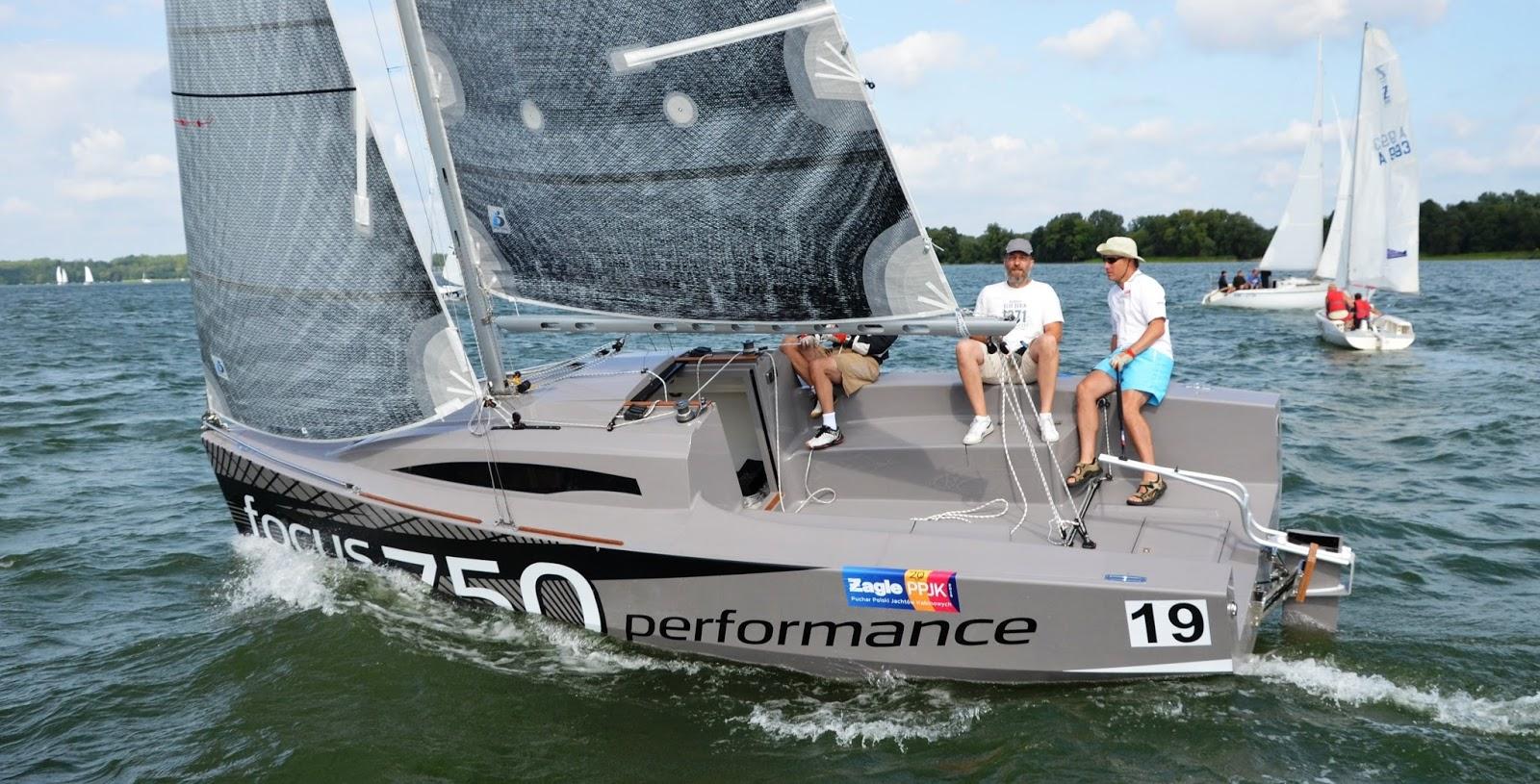 Interesting Sailboats: BENTE24, FOCUS750, VIKO26 - THE LESS