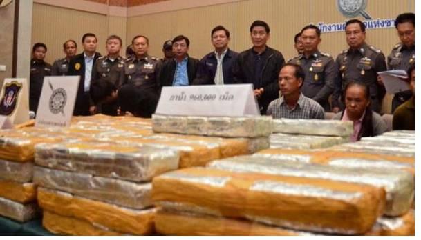 Biksu Budha Myanmar Tertangkap Sembunyikan 4 Juta Lebih Pil Narkotika di Biara