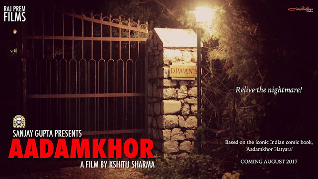 First-Look--Raj-Comics-Web-Film-Aadamkhor-The-Cannibal