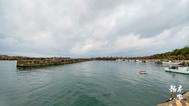 小琉球天然雕像館|觀音石-紅番石-山豬石-厚石群礁-海子口漁港