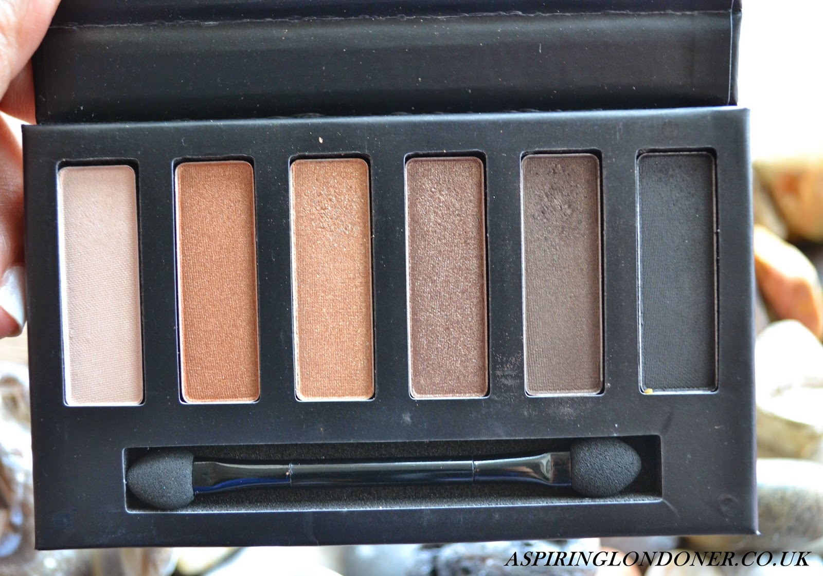 Collection Little Mix All About The Eyes Palette Review - Aspiring Londoner
