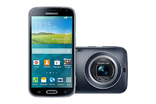 Мобильный телефон Samsung Galaxy K Zoom SM-C115 Black