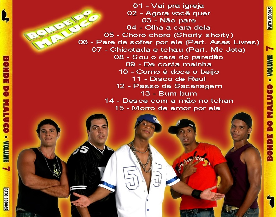 cd do bonde do maluco vol 4