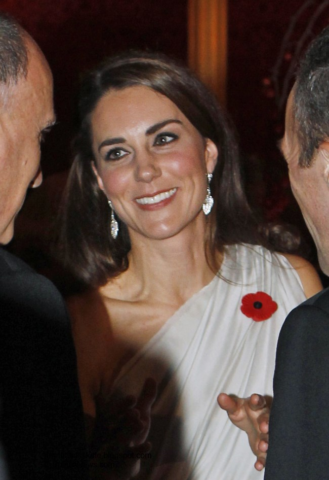 Duchess Kate Kate Loves Jewellery Earrings