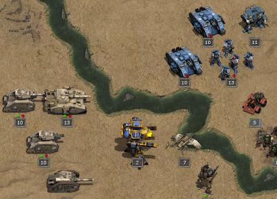 Download Warhammer 40k Armageddon Golgotha Game Setup