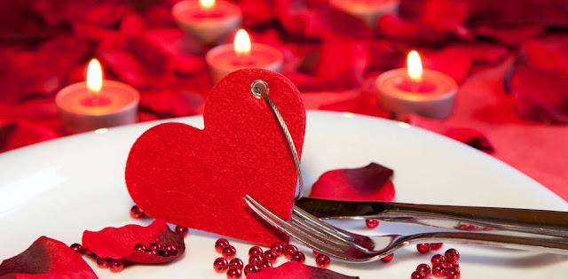 Week end Saint-Valentin