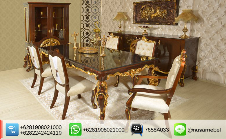 French Style Dining Table and Chair Manufacturer Chacha