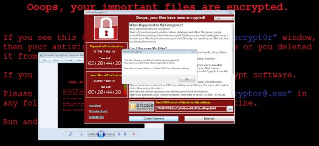 Cara Paling Mudah Mencegah Virus Wannacry