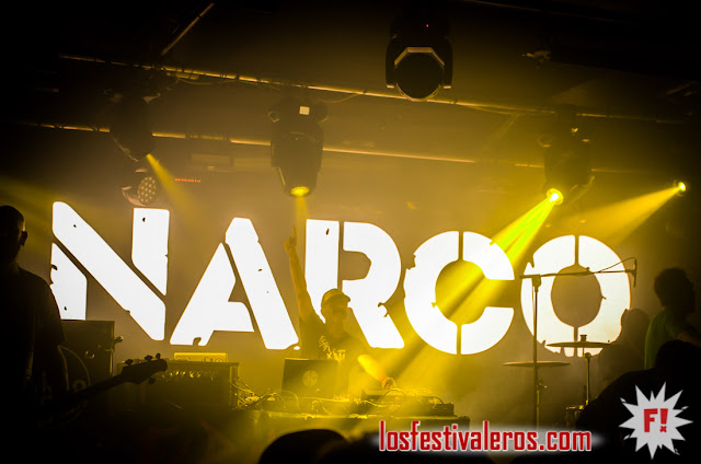 Narco, Mon Live Madrid