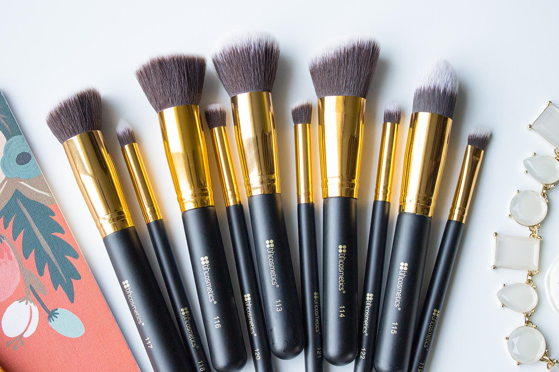 BH Cosmetics Sculpt & Blend Brush Set