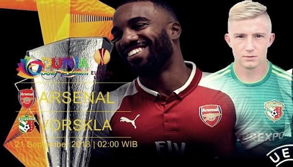 Nhận định Arsenal vs Vorskla Poltava: Đấu trường của Emery
