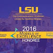 LSU Football Players Honored for Achievements on and off the Field