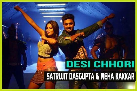 Desi Chhori Lyrics, Yoddha, Dev, Nusrat, Neha Kakkar