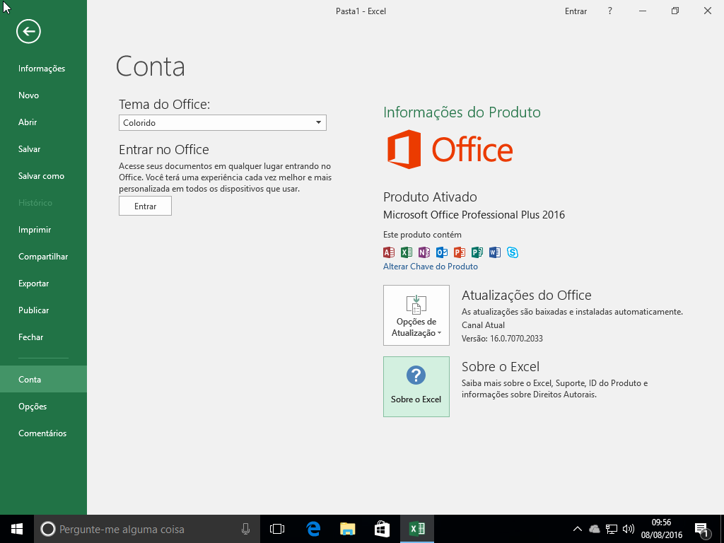 CLICK AQUI  Windows 10 Pro + Office Pro Plus 2016 + Visio 1