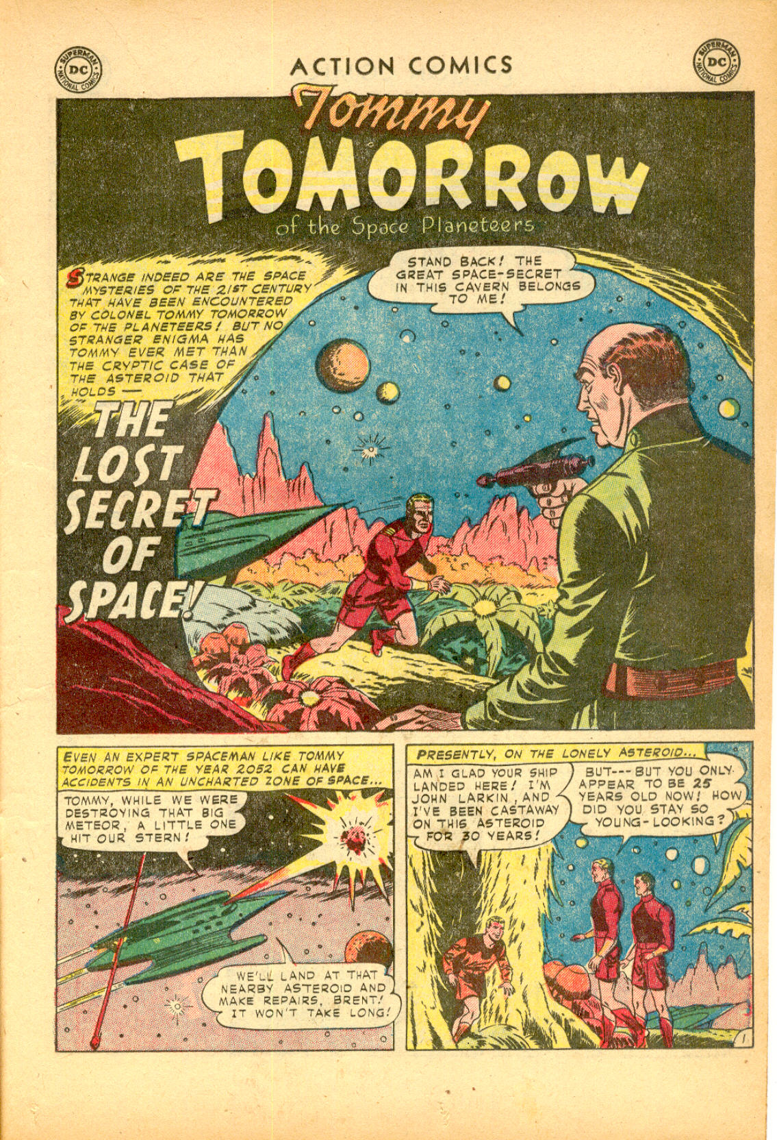 Read online Action Comics (1938) comic -  Issue #174 - 25