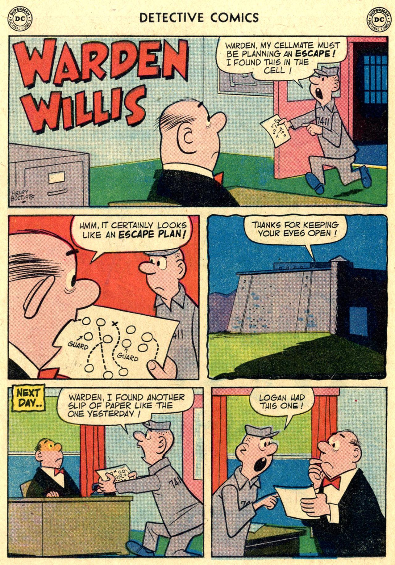 Detective Comics (1937) 264 Page 15