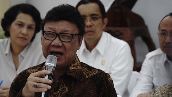Tjahjo soal Temuan Sekarung e-KTP di Bogor: Pasti Ada Sabotase