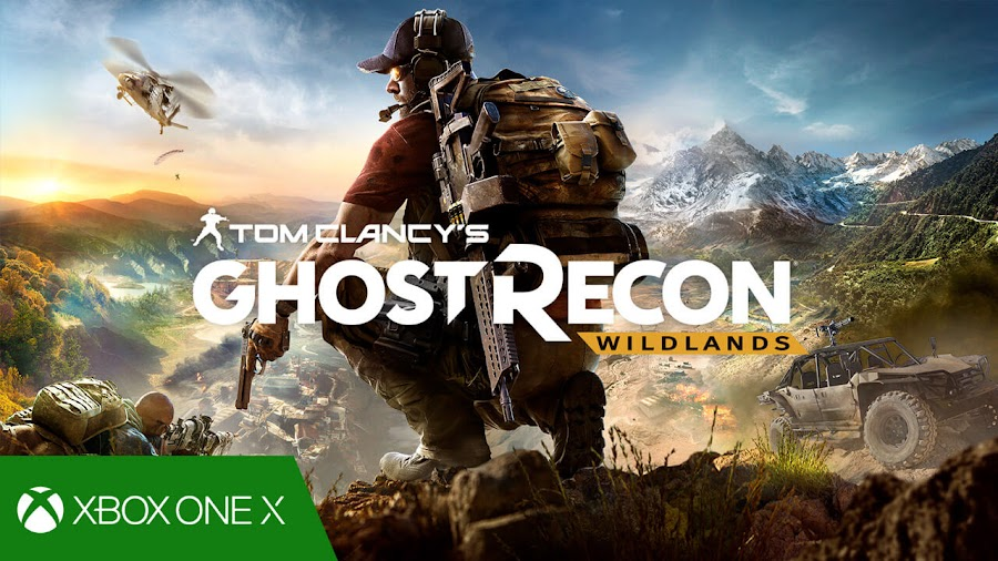 tom clancy's ghost recon wildlands xbox one x enhanced
