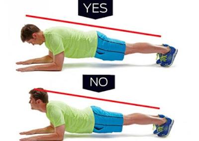 Gerakan Plank untuk Mengecilkan Perut dengan Cepat
