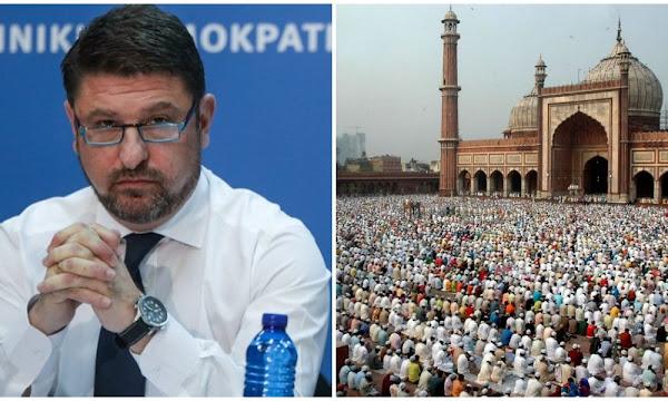 Χαρδαλιάς για Ραμαζάνι: «Αγαπητοί μουσουλμάνοι θα πρέπει να προσευχηθείτε από το σπίτι»