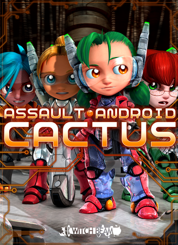 Assault Android Cactus PC Game Español