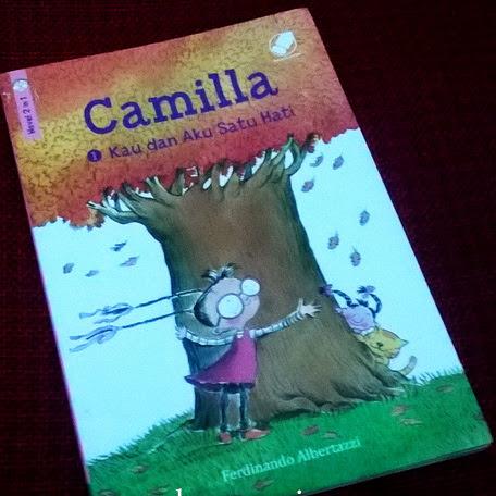 Resensi Camilla: Kau dan Aku Satu Hati