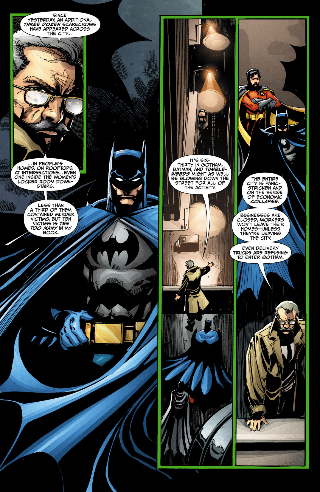 Detective Comics (1937) 836 Page 3
