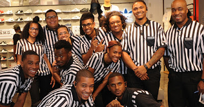 Foot Locker scholarship recipients