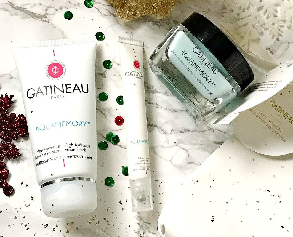 Gatineau Aquamemory Gift Set Review