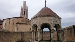 Cúpula de los Baños Árabes de Girona.