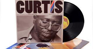 CURTIS MAYFIELD 'Keep On Keeping On' LP/CD Box zum 50. Jubiläum seiner Solo-Karriere   Vinyl Tipp