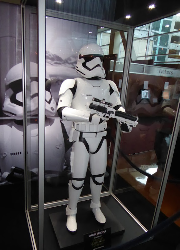 First Order Stormtrooper movie costume