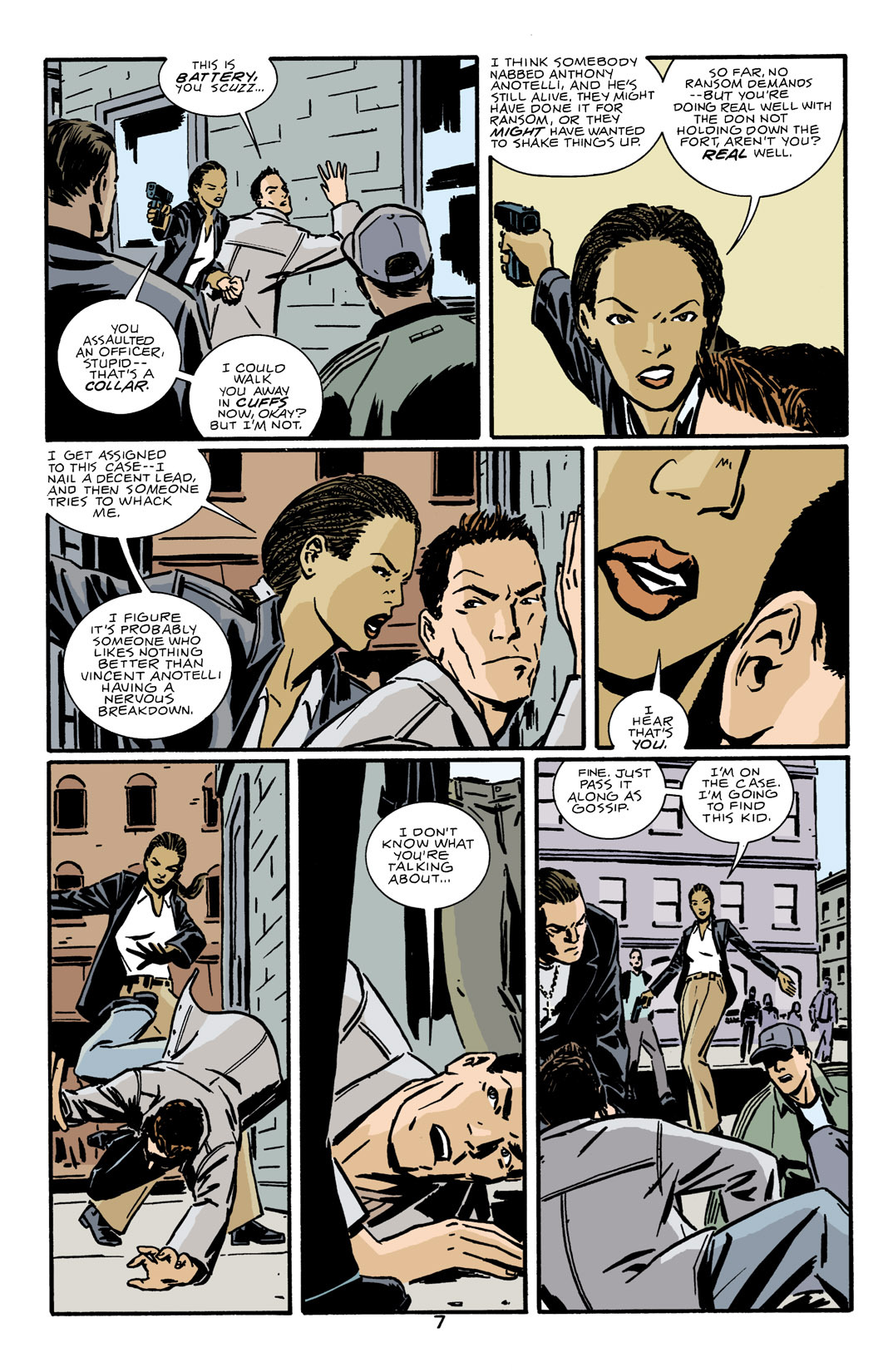 Detective Comics (1937) 766 Page 27