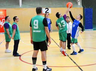 Baloncesto discapacitado